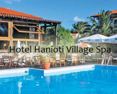 Taxi transfers to Hotel Hanioti Village Spa