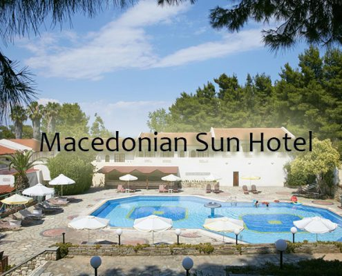 Taxi transfers to Macedonian Sun Hotel