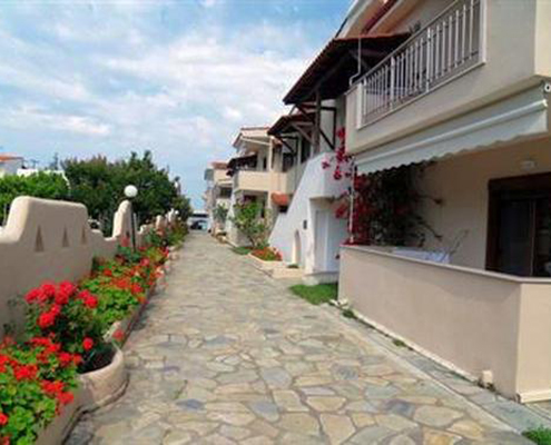 Taxi transfers to Meliton Inn Hotel and Suites
