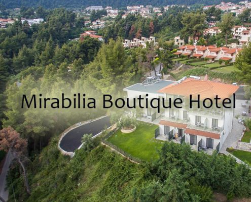 Taxi transfers to Mirabilia Boutique Hotel