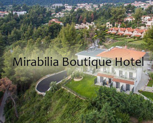 Taxi transfers to Mirabilia Boutique Hotel