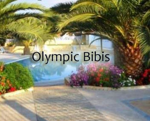 Taxi transfers to Olympic Bibis Hotel