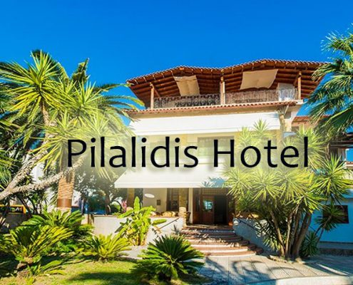 Taxi transfers to Pilalidis Hotel