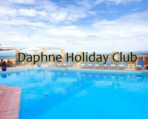Taxi transfers to Daphne Holiday Club