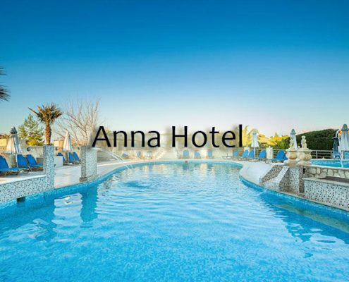 Taxi transfers to Anna Hotel