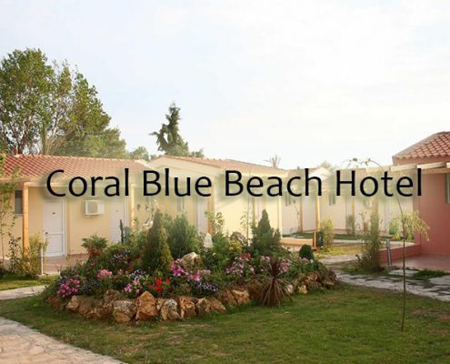 Taxi transfers to Coral Blue Beach Hotel