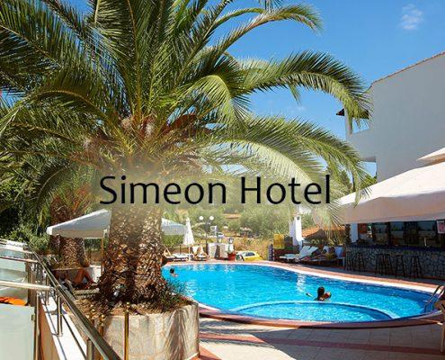 Taxi transfers to Simeon Hotel