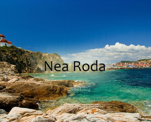 taxi transfers to nea roda