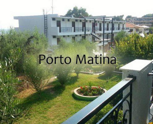 Taxi transfers to Porto Matina Hotel