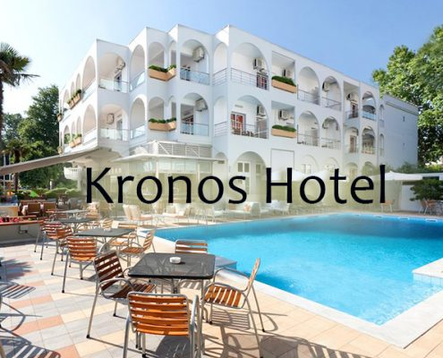 Taxi transfers to Kronos Hotel