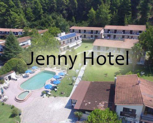 Taxi transfers to Jenny Hotel