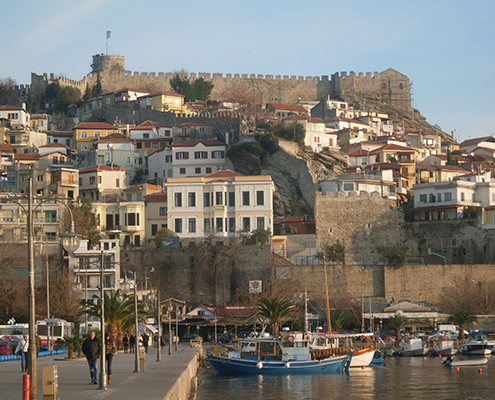 Taxi transfers to Kavala