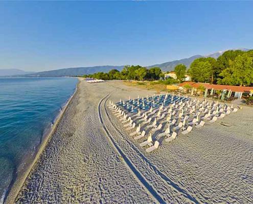 Taxi transfers to Olympios Zeus Hotel