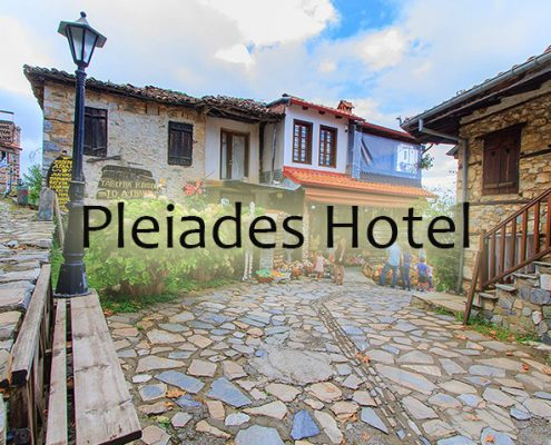 Taxi transfers to Pleiades Hotel