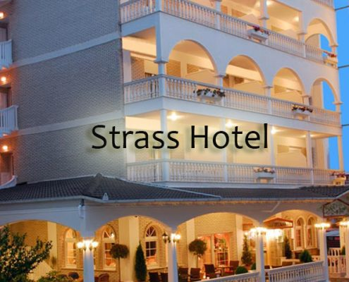 Taxi transfers to Strass Hotel