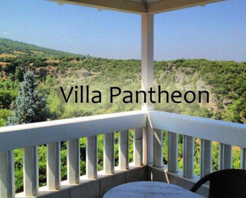 Taxi transfers to Villa Pantheon