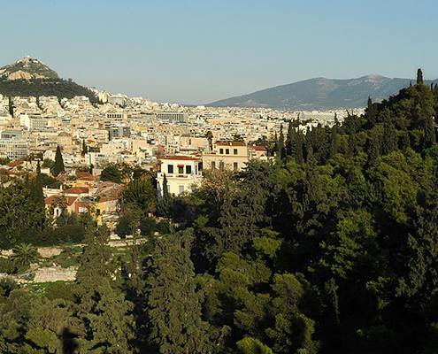 Airport taxi transfers to Athens