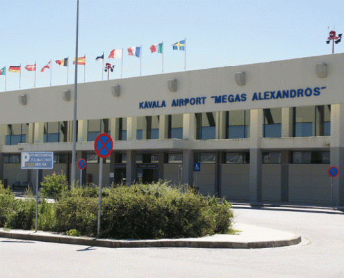Airport taxi transfers to Chrisoupoli