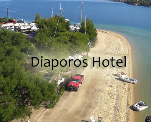 Taxi transfers to Diaporos Hotel