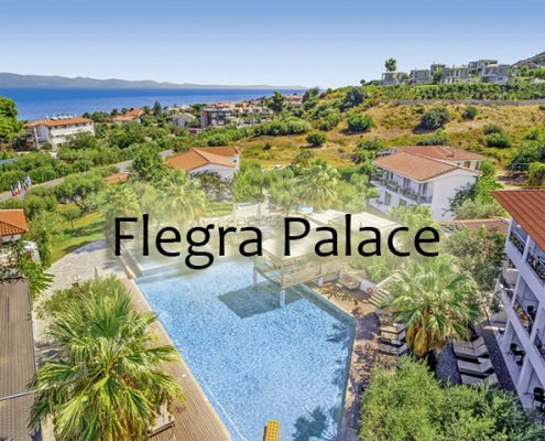 Taxi transfers to Flegra Palace