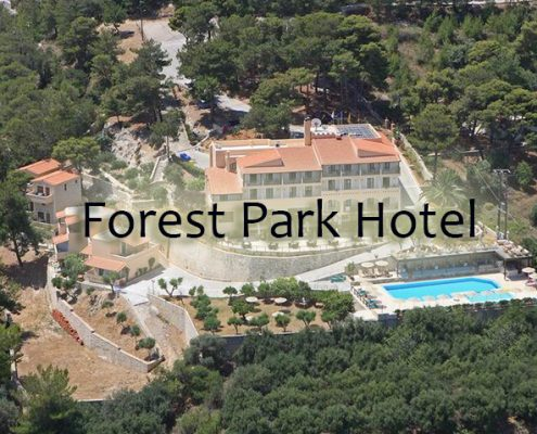 Taxi transfers to Forest Park Hotel