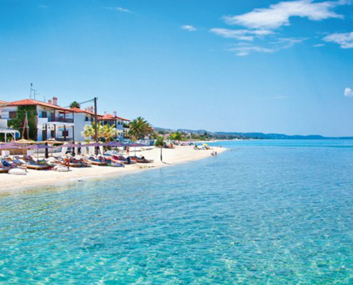 Airport taxi transfers to Halkidiki