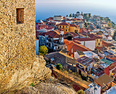 Airport taxi transfers to Kavala