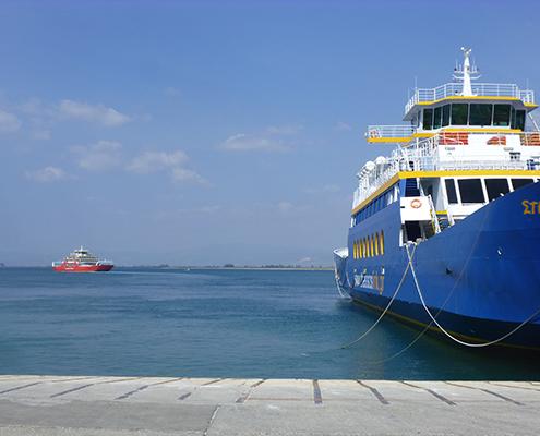 Airport taxi transfers to Keramoti