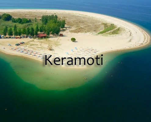Taxi transfers to Keramoti