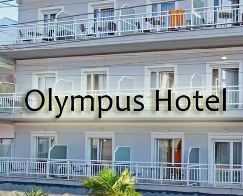 Taxi transfers to Olympus Hotel