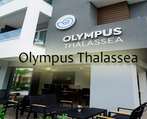 Taxi transfers to Olympus Thalassea Resort