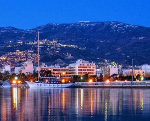 Taxi transfers from Thessaloniki to Volos