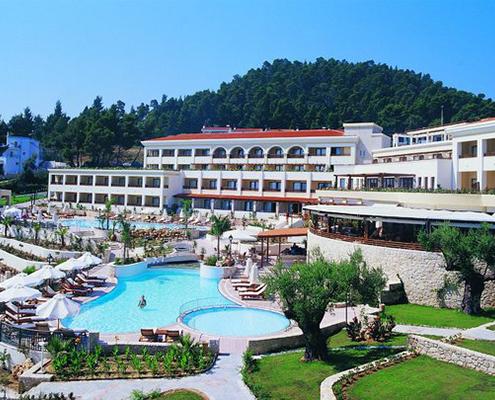 Aegean Melathron Hotel Airport taxi transfers