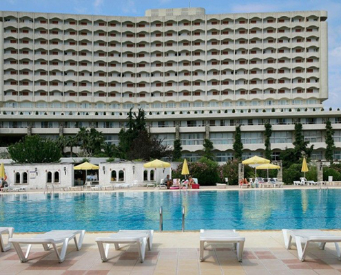 Athos Palace Hotel airport taxi transfers