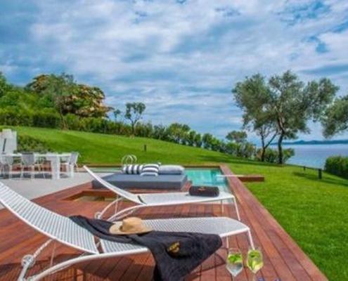 Avaton Luxury Villas Resort airport taxi transfers