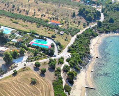 Taxi transfers to Bianco Olympico Beach Resort