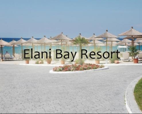 Taxi transfers to Elani Bay Resort
