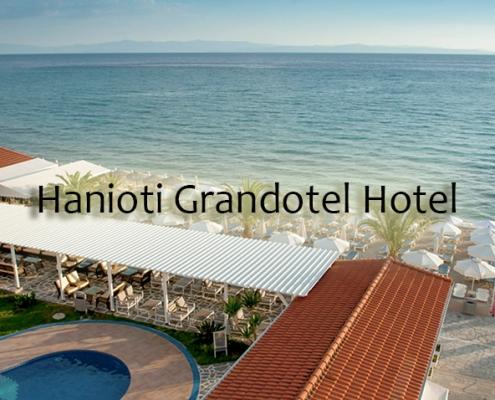 Taxi transfers to Hanioti Grandotel Hotel