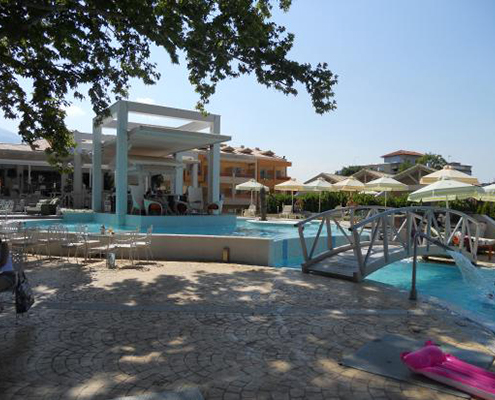 Litohoro Olympus Resort Airport taxi transfers
