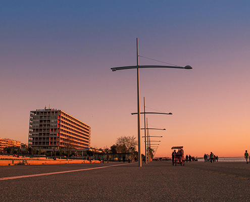 Makedonia Palace Hotel Airport taxi transfers