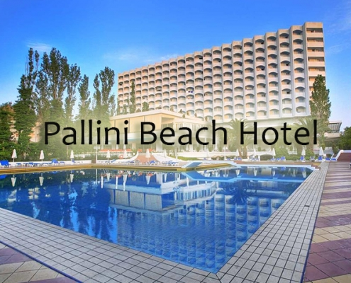 Taxi transfers to Pallini Beach Hotel