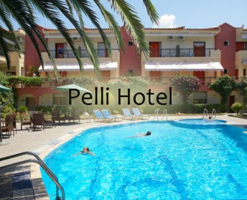 Taxi transfers to Pelli Hotel