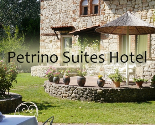 Taxi transfers to Petrino Suites Hotel