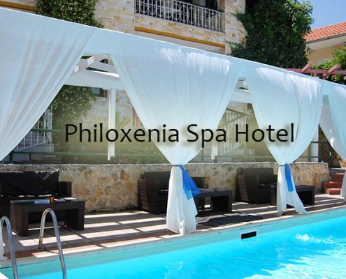 Taxi transfers to Philoxenia Spa Hotel