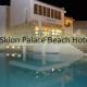 Taxi transfers to Skion Palace Beach Resort
