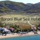 Taxi transfers to Toroni Blue Sea Hotel