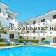 Taxi transfers to Xenios Dolphin Beach Hotel