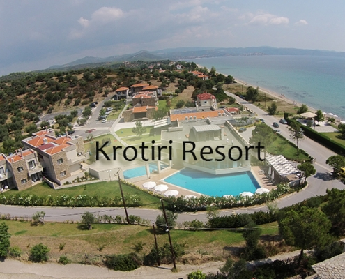 Taxi transfers to Krotiri Resort