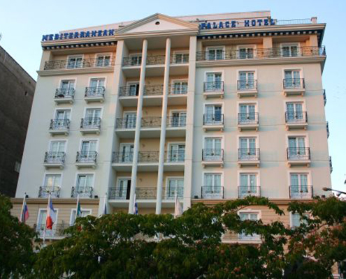 Mediterranean Palace Hotel Airport taxi transfers