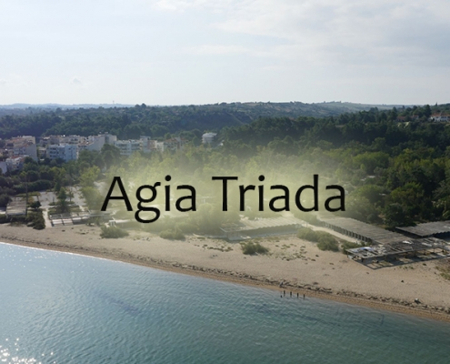 Taxi transfers to Agia Triada